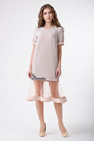 Купить Нарядное платье в спортивном стиле