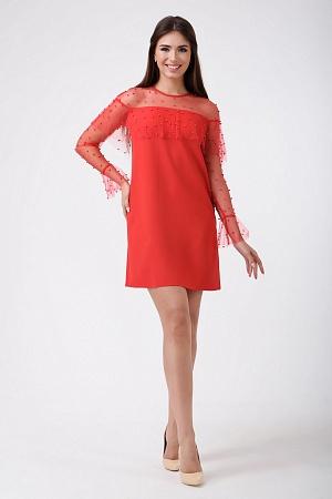 Купить Короткое нарядное платье
