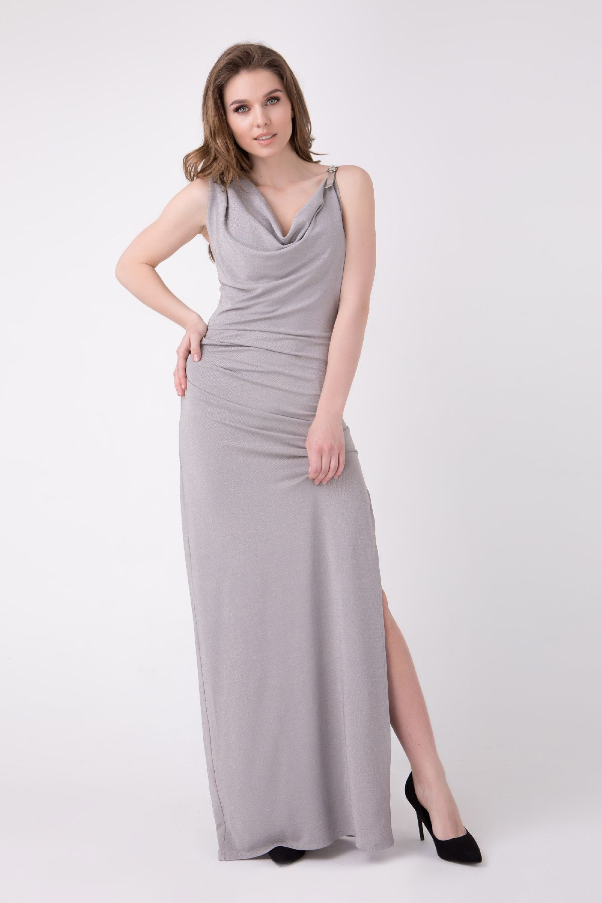 28e0cbc95efb7e2 Вечернее платье с вырезом | Купить вечернее платье за 1 890 грн. в ...