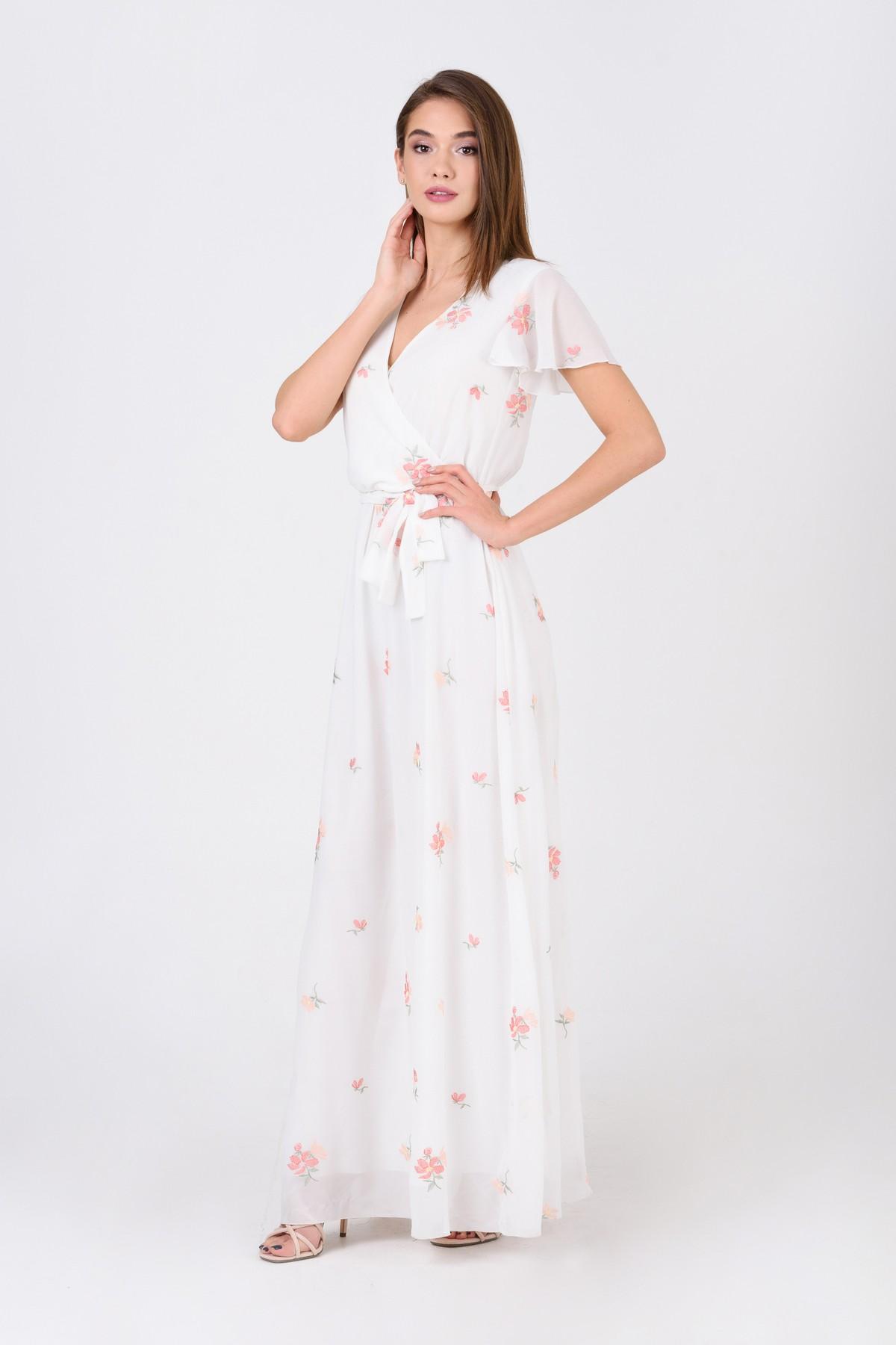 a0fd1d77b95aacf Летнее платье в пол | Купить летнее платье за 2 190 грн. в интернет ...