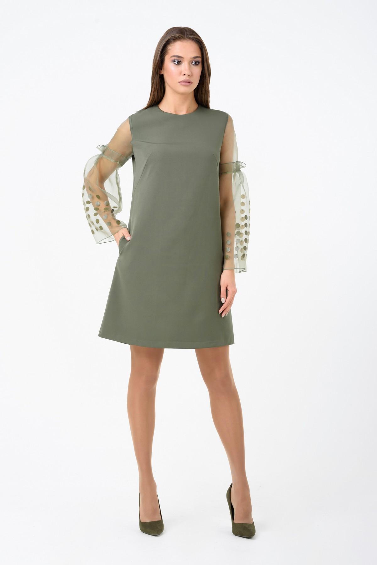 8da67f49d0c Классическое платье А-силуэта RM1244-18VC