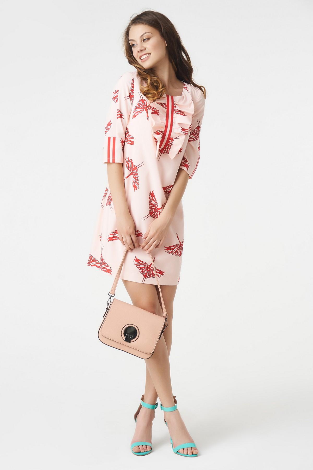 2945cc187a0 Нарядное платье с аистами
