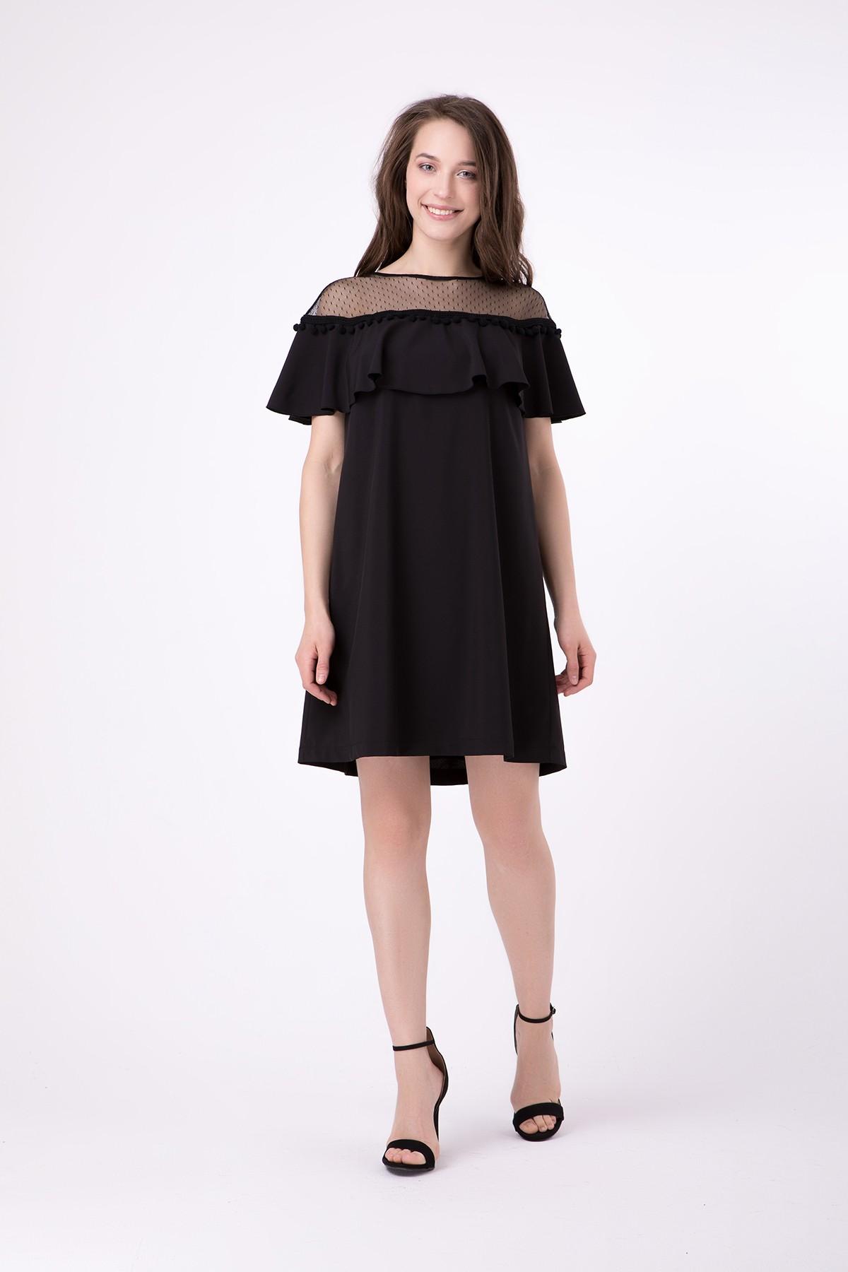 97c3a03d40e Короткое нарядное платье