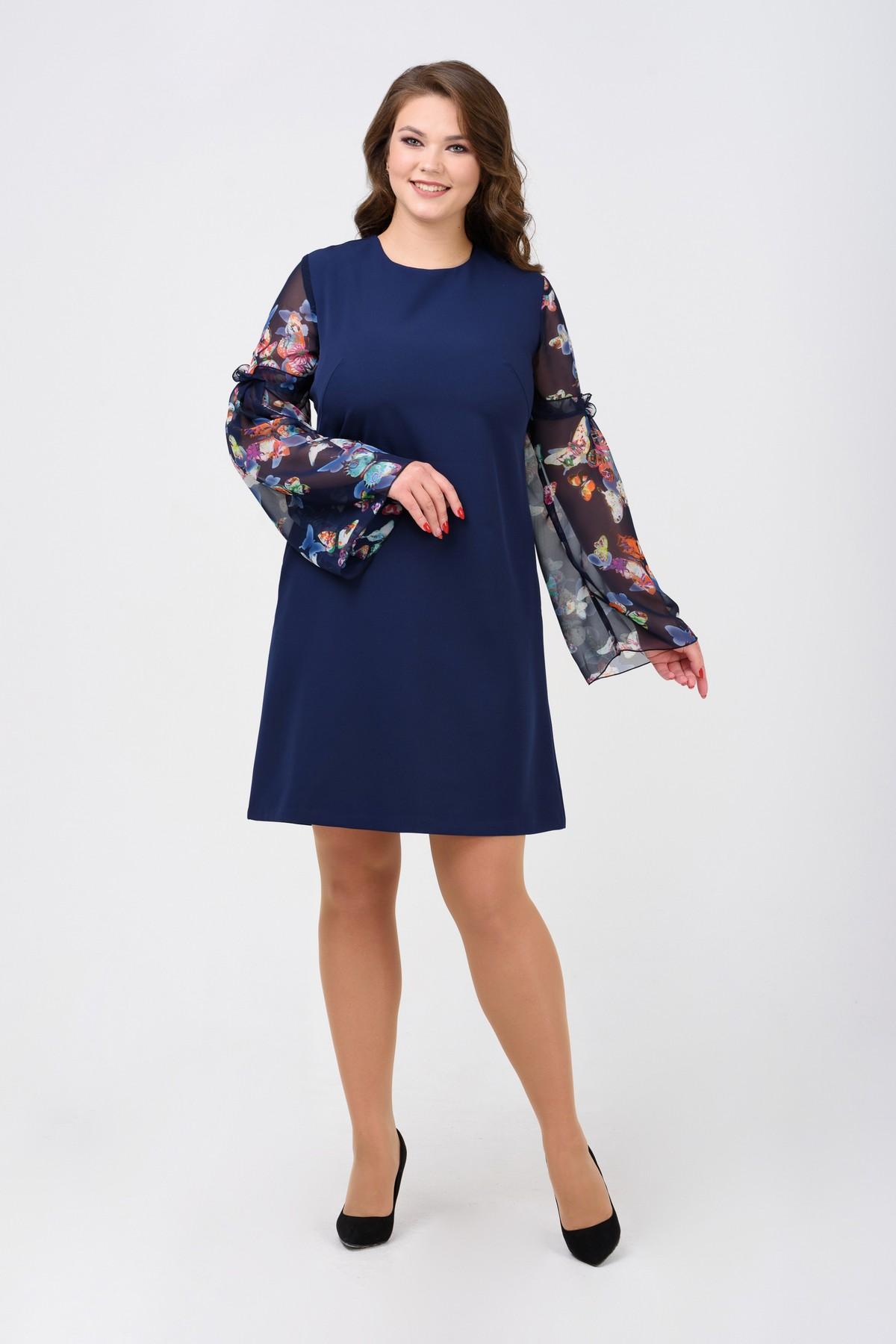 c65525b726b Классическое платье А-силуэта