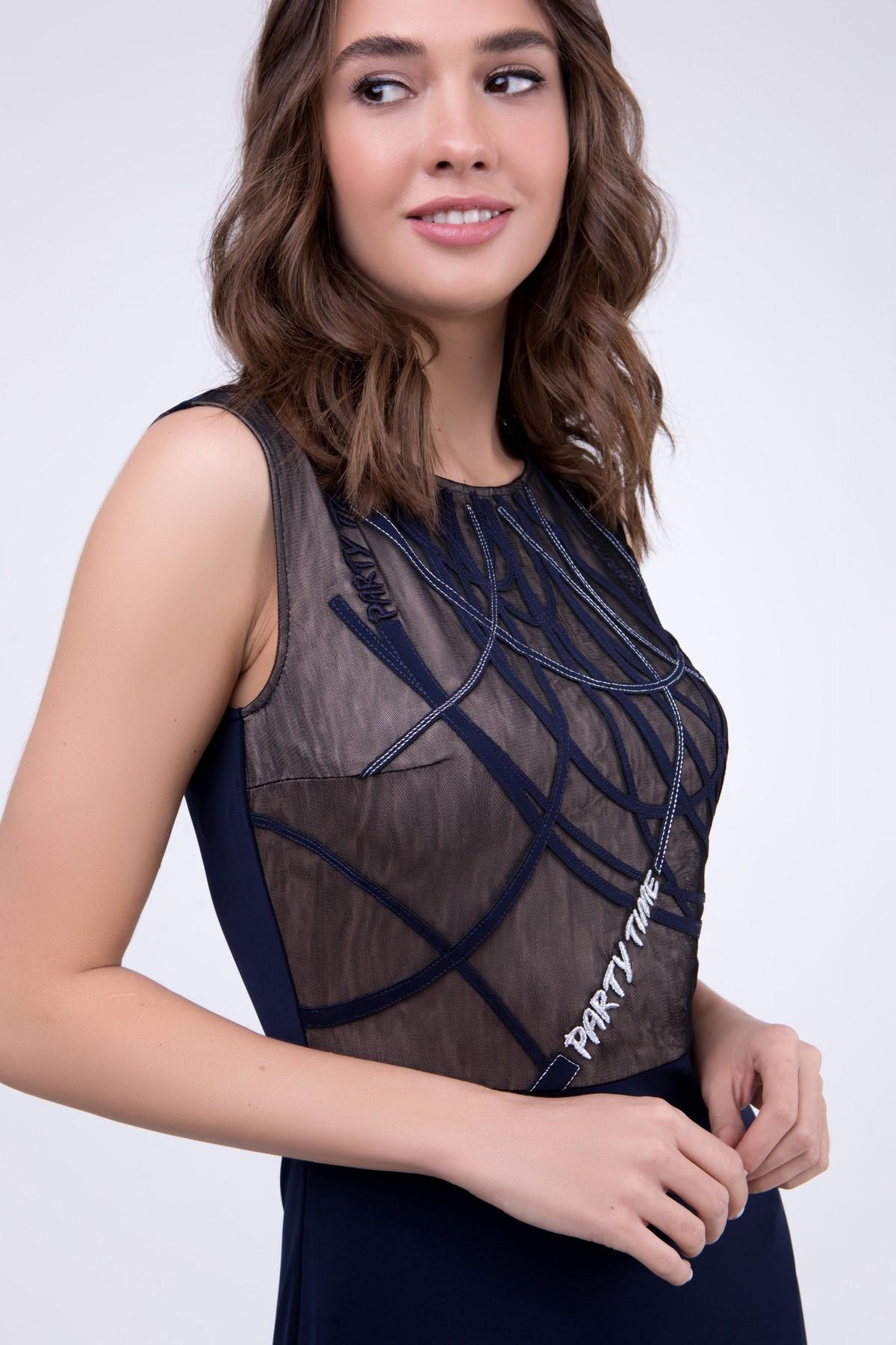 eb051841ec0 Вечернее платье в пол с разрезом RM1922-18VP