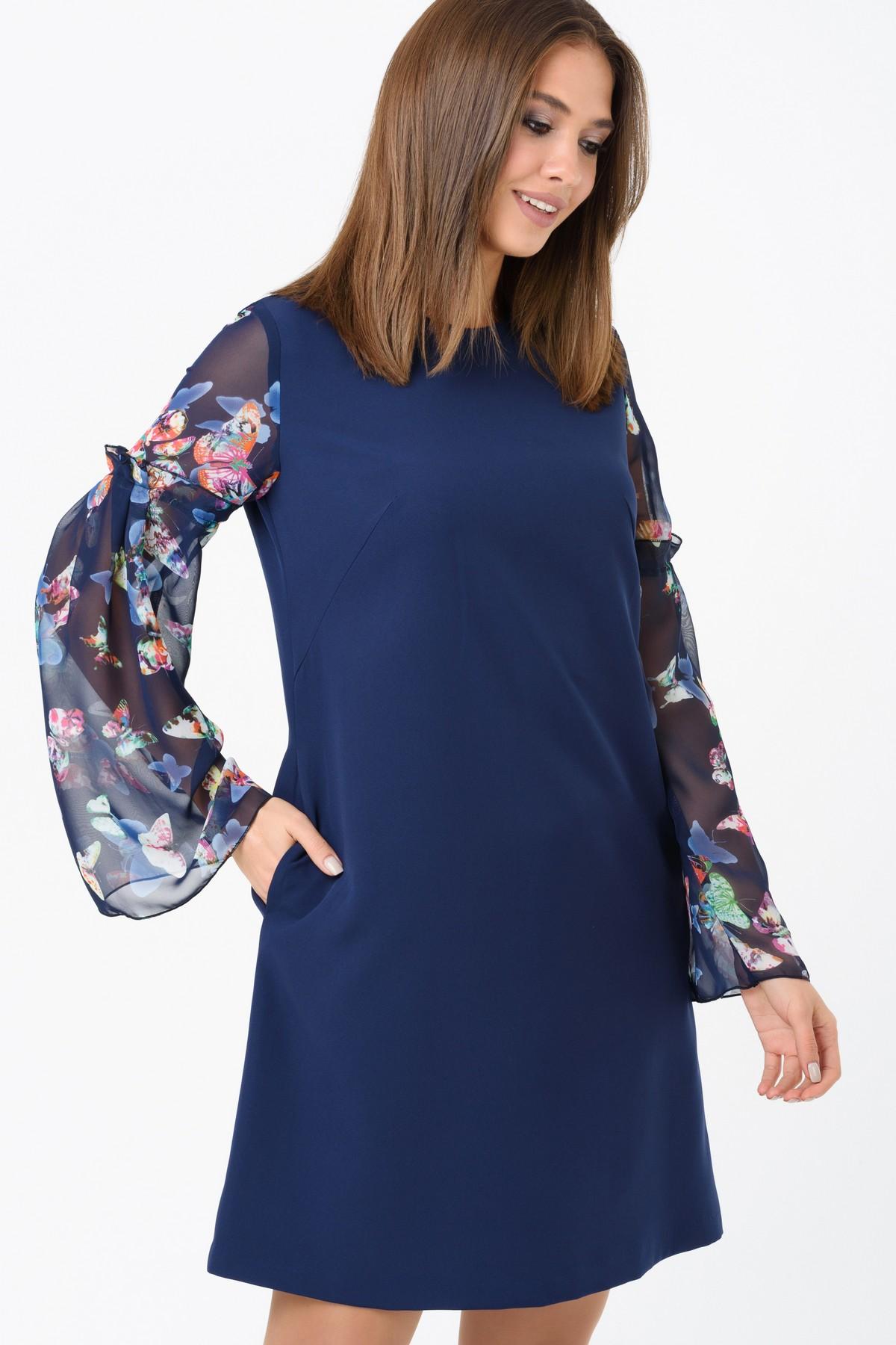 315831e84e0 Классическое платье А-силуэта