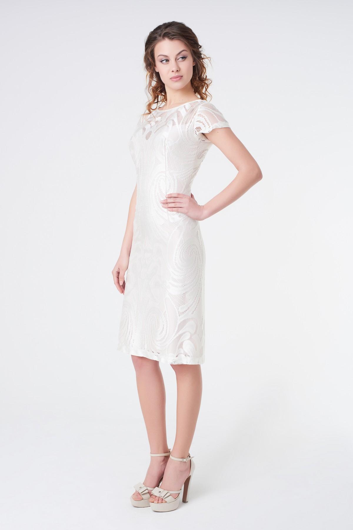 96a81f269792e2d Нарядное платье из гипюра | Купить коктейльное платье за 1 790 грн ...