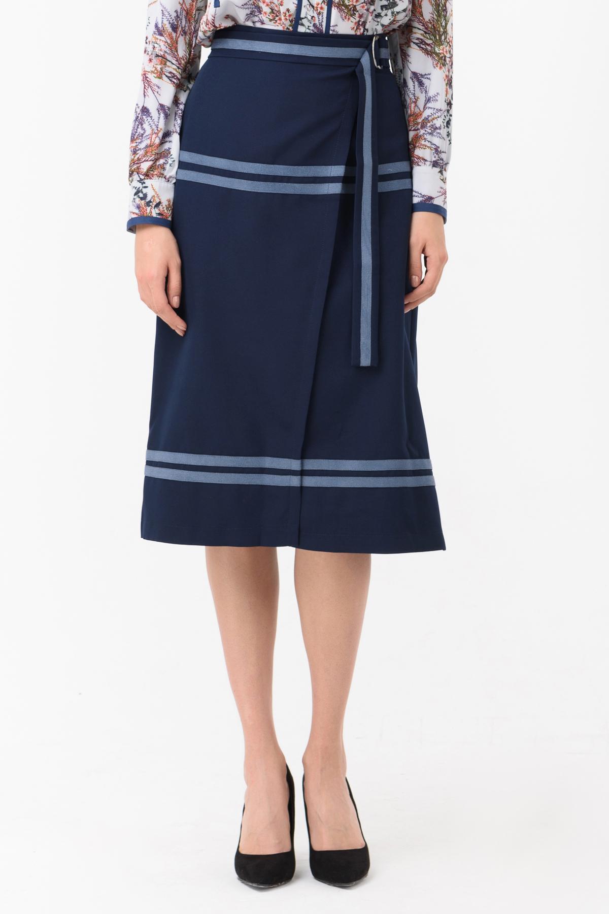 4ca955e8ea6 Классическая юбка а-силуэта RM1844-1-18DU