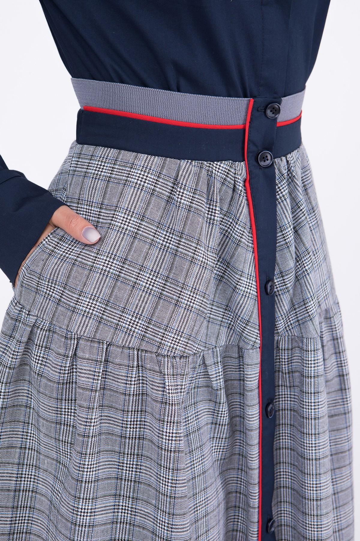 1b17153b461 Длинная юбка RM1247-18DU