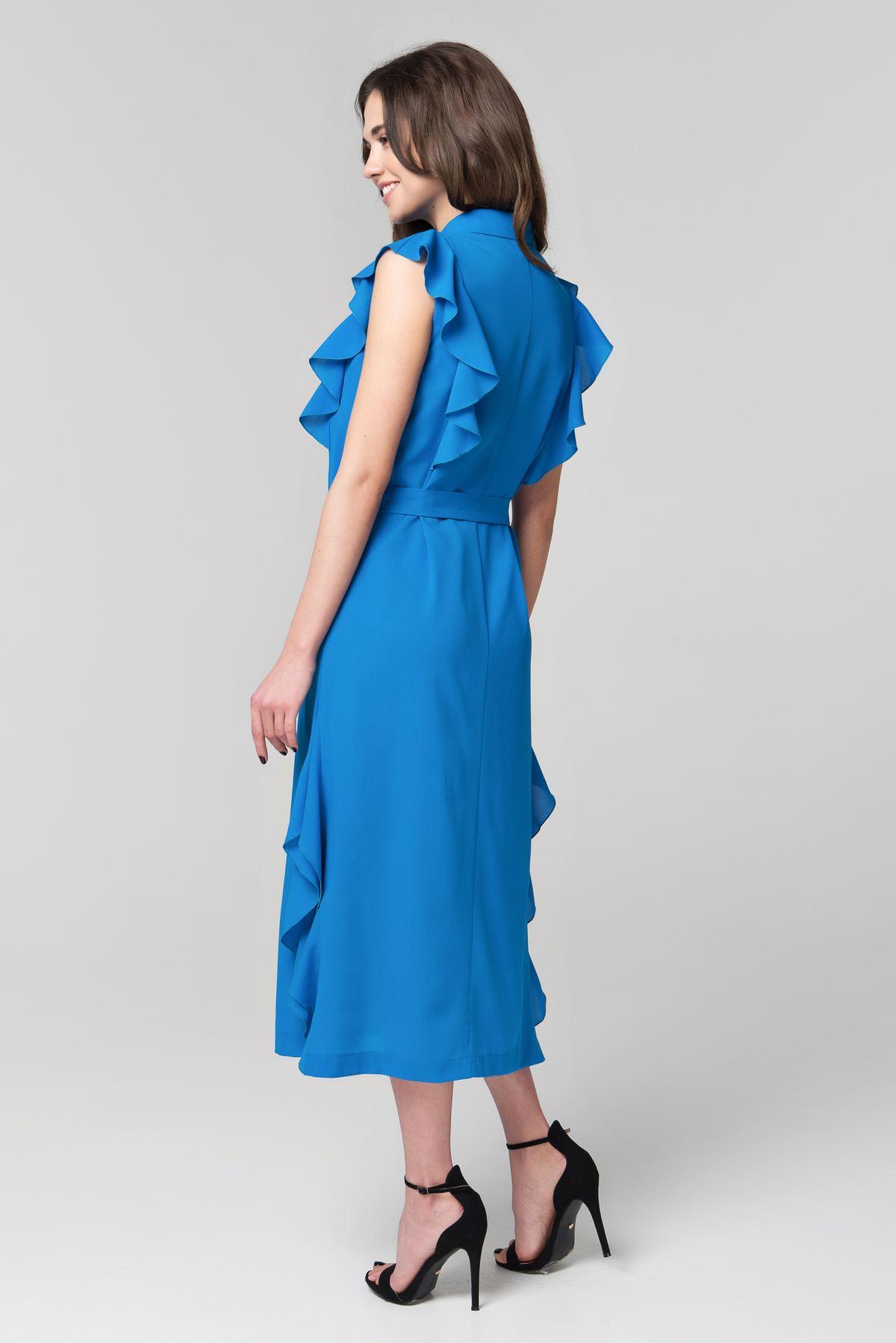 9989a08222a3 Купить Летнее платье с воланами в интернет-магазине RicaMare по ...
