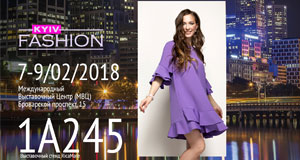 Kyiv Fashion февраль 2018