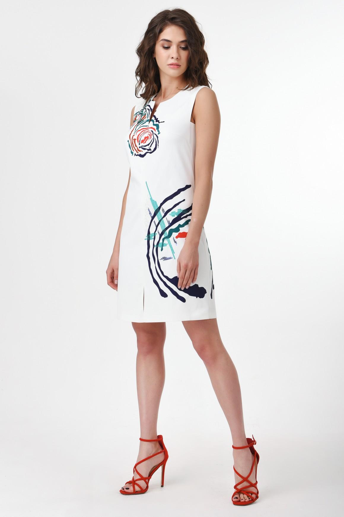 ceceea97695 Летнее коктейльное платье