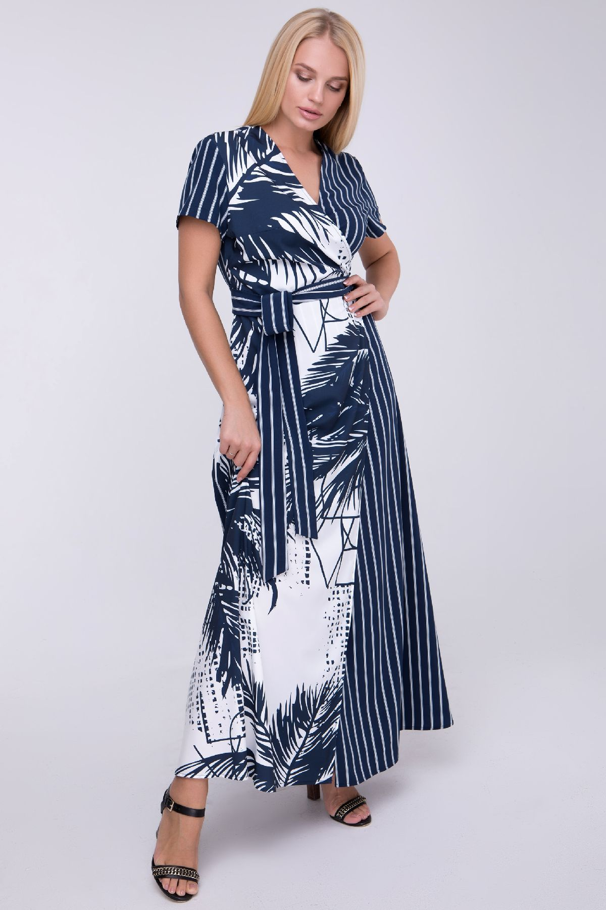 6b6476d1f5224f9 Летнее платье с узорами, больших размеров | Купить летнее платье ...
