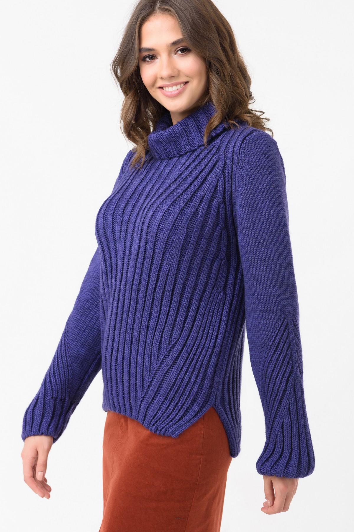 теплый вязаный свитер купить свитшот за 1 290 грн в интернет