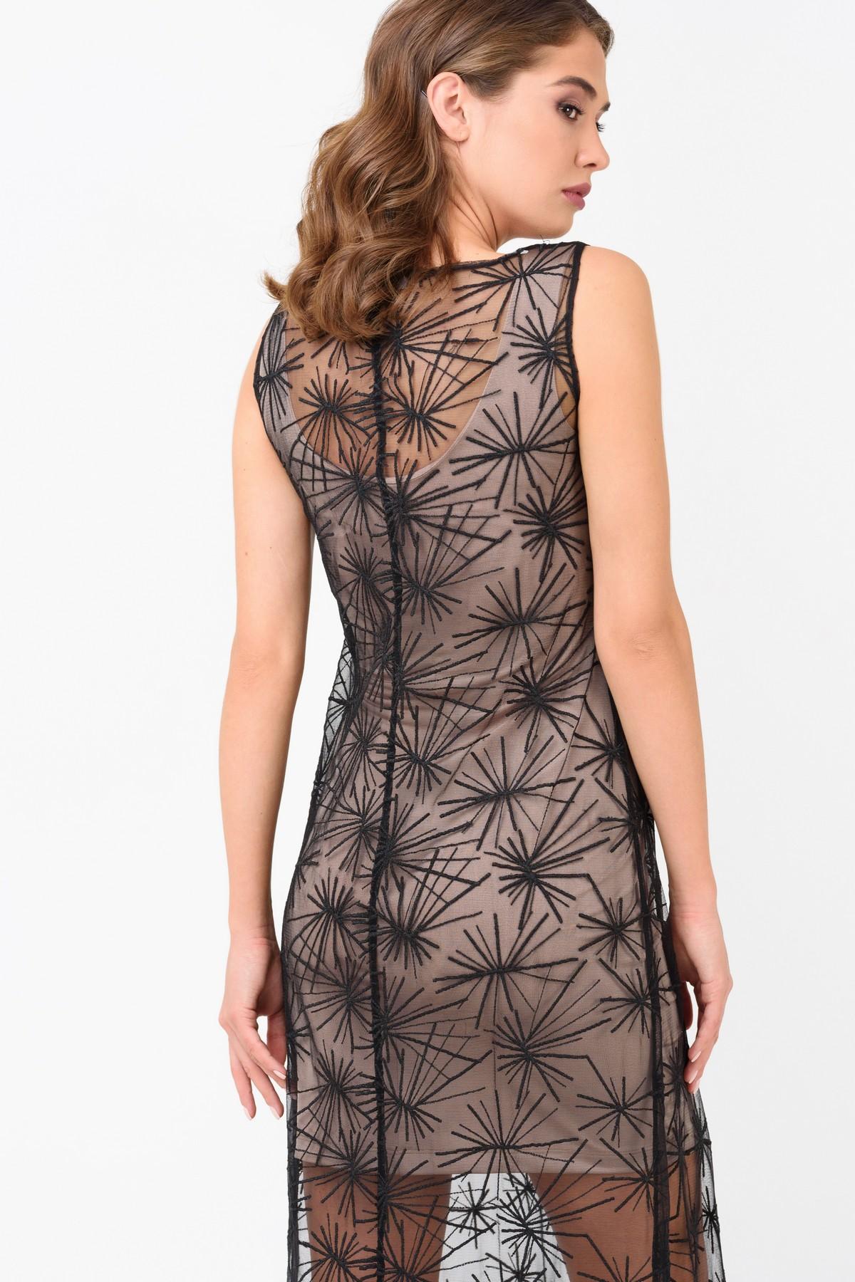 3610df9195d Вечернее платье-двойка