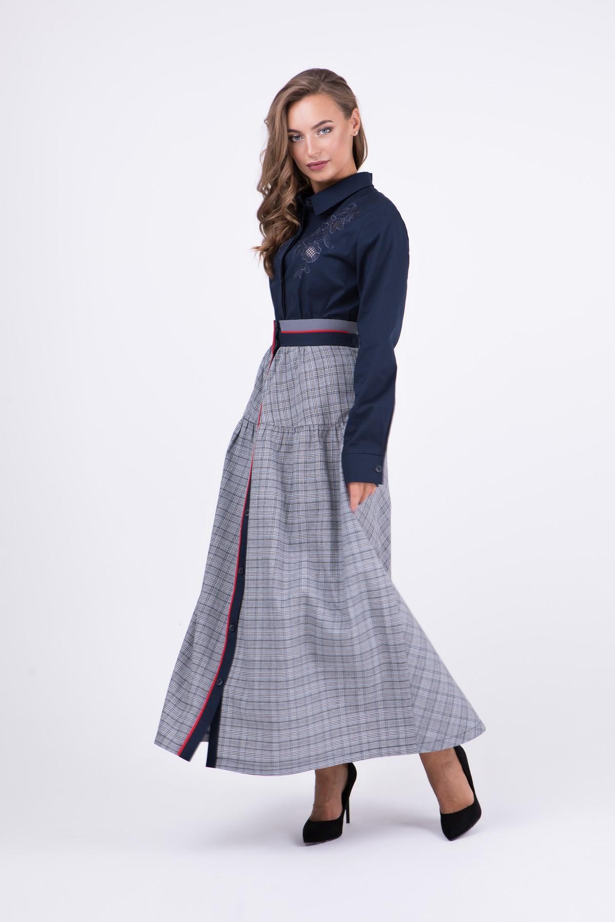 ec662f79719 Длинная юбка