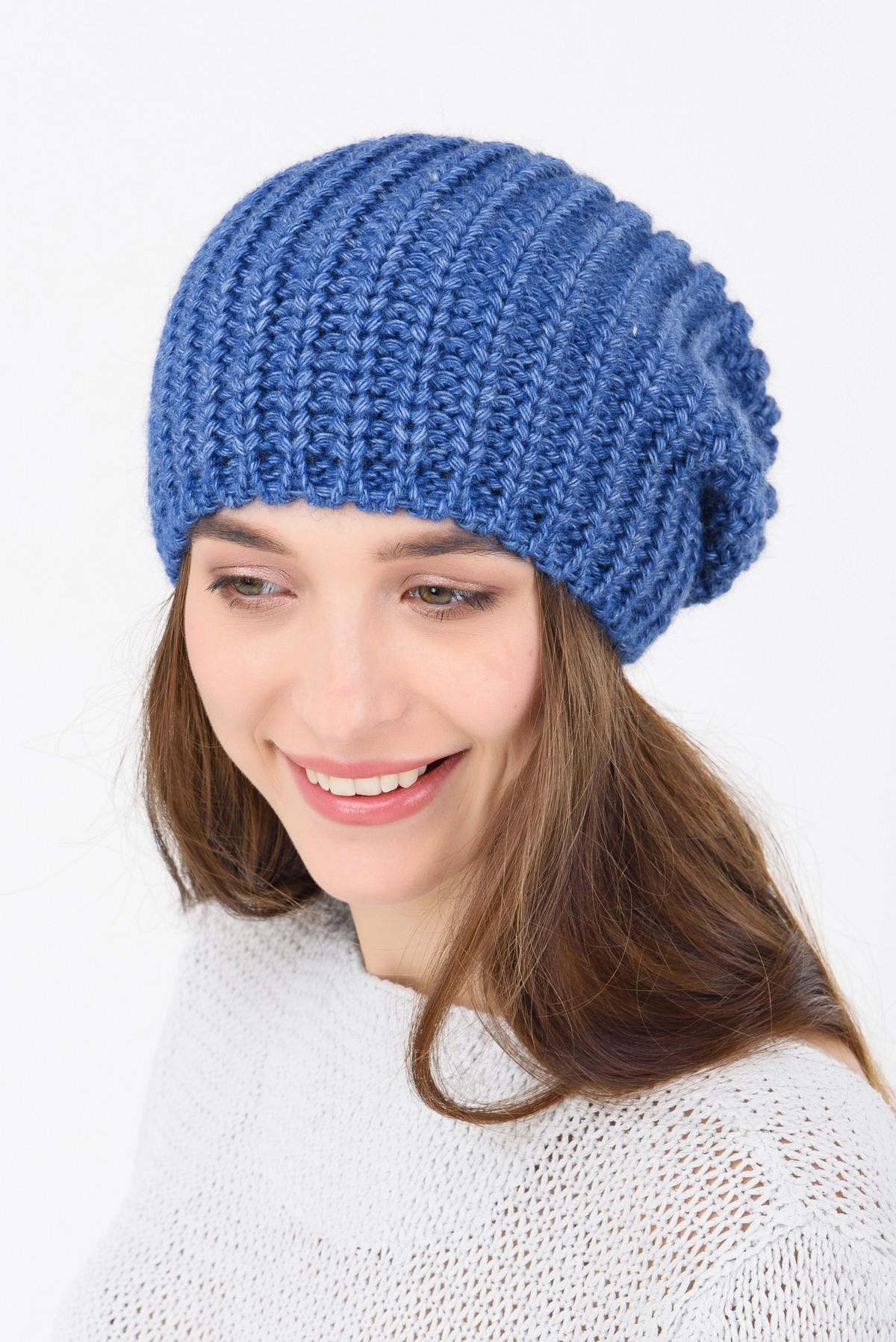 вязаная шапка купить шапку за 290 грн в интернет магазине Ricamare
