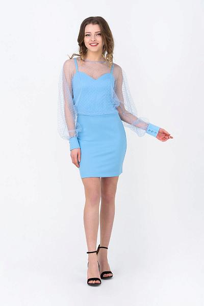 c1c4a69a233 Купить Коктейльное платье с шифоном Купить Коктейльное платье с шифоном ...