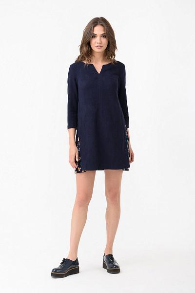 f425b2272727 Купить Элегантное замшевое осеннее платье Купить Элегантное замшевое осеннее  платье ...