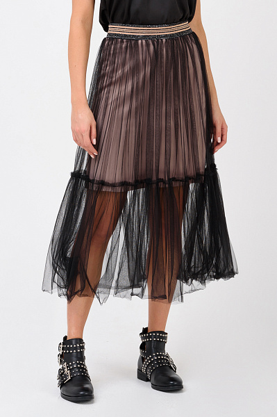 e20b107febb Купить Двойная юбка с сеткой Купить Двойная юбка с сеткой ...