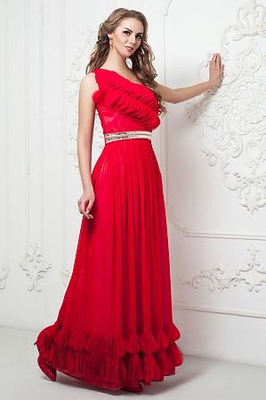 Длинные нарядные платья на выпускной в Интернет-магазине RicaMare 9b3008d9162be