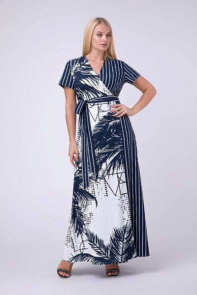 5fb26b92d1d ... Купить Летнее платье с узорами