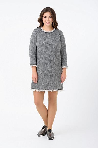 6d6fcc672d260ea Теплые осенние платья больших размеров в Интернет-магазине RicaMare