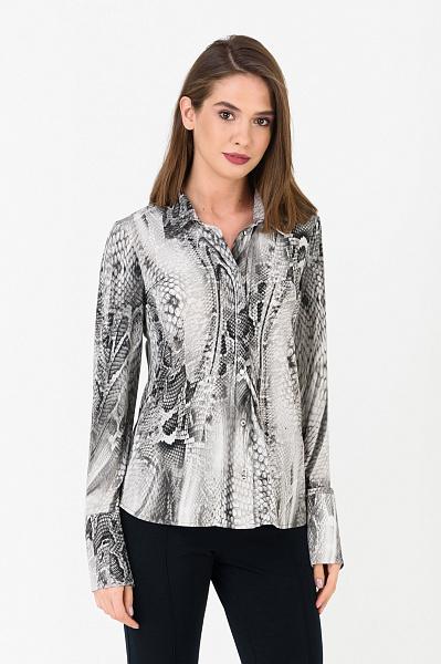 7d00029a64c Купить Блуза с анималистичным принтом Купить Блуза с анималистичным принтом  ...