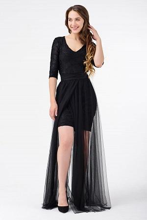 4355c75c6b5b Длинные нарядные платья на выпускной в Интернет-магазине RicaMare