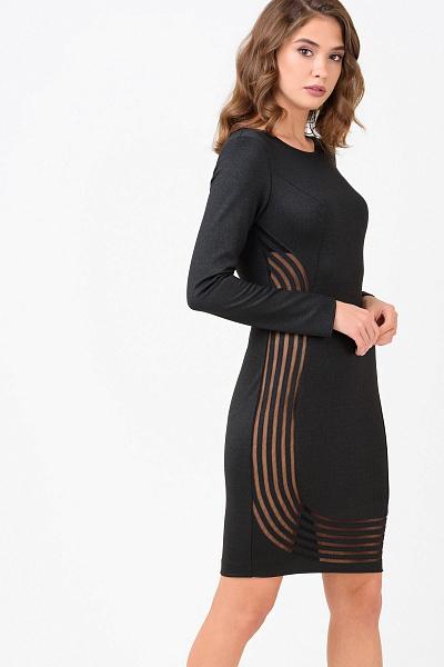 7d5f3a86b43227c Купить Коктейльное платье с прозрачными элементами Купить Коктейльное платье  с прозрачными элементами ...
