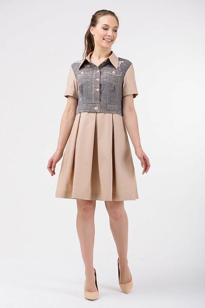 308799500498 Купить Коттоновое весеннее платье Купить Коттоновое весеннее платье ...