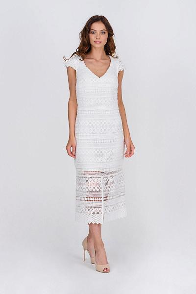 25c62fb2742e6 Купить Коктейльное платье из гипюра Купить Коктейльное платье из гипюра ...