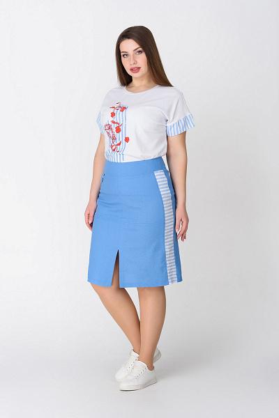 8ebee81658c Купить юбку большого размера в Интернет-магазине RicaMare
