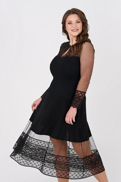 9dbe164cc59 Купить коктейльные платья больших размеров в Интернет-магазине RicaMare