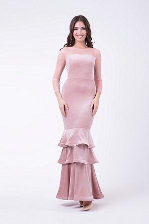 bfa238fc9b7 Длинные нарядные платья на выпускной в Интернет-магазине RicaMare
